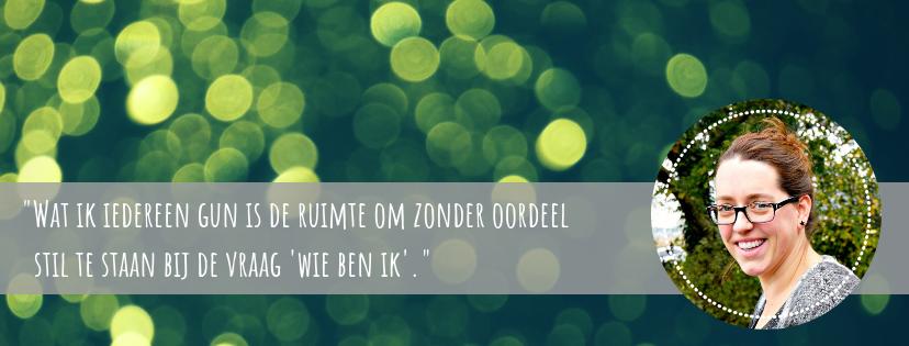 Even voorstellen: Martine van Vught